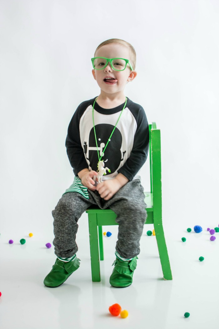 An adorable collection of toddler birthday shirts (well, they actually go up to age 6). Here's the shirt for 3 year olds
