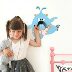 Gifts for 3 year olds - Decal and Wall Hook