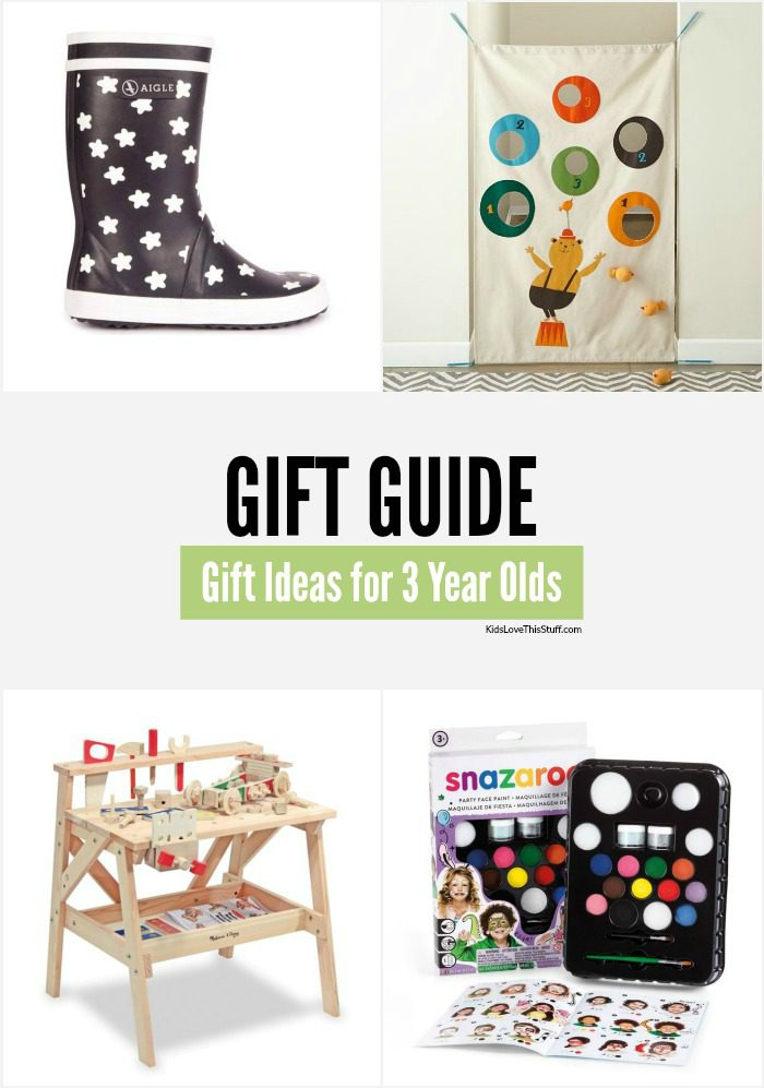 14 Cool Birthday And Christmas Gifts For 3 Year Olds