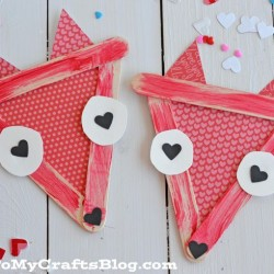 8 Super Easy Valentine Craft Ideas for the Kiddos