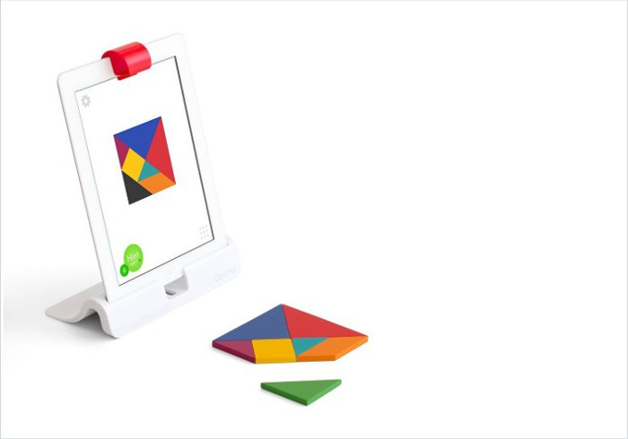 Smart tablet toys for kids: If the kiddos have been dissing your app choices, it's time to bring out Osmo gaming system for iPad. Math, literacy and engineering just got seriously cool.
