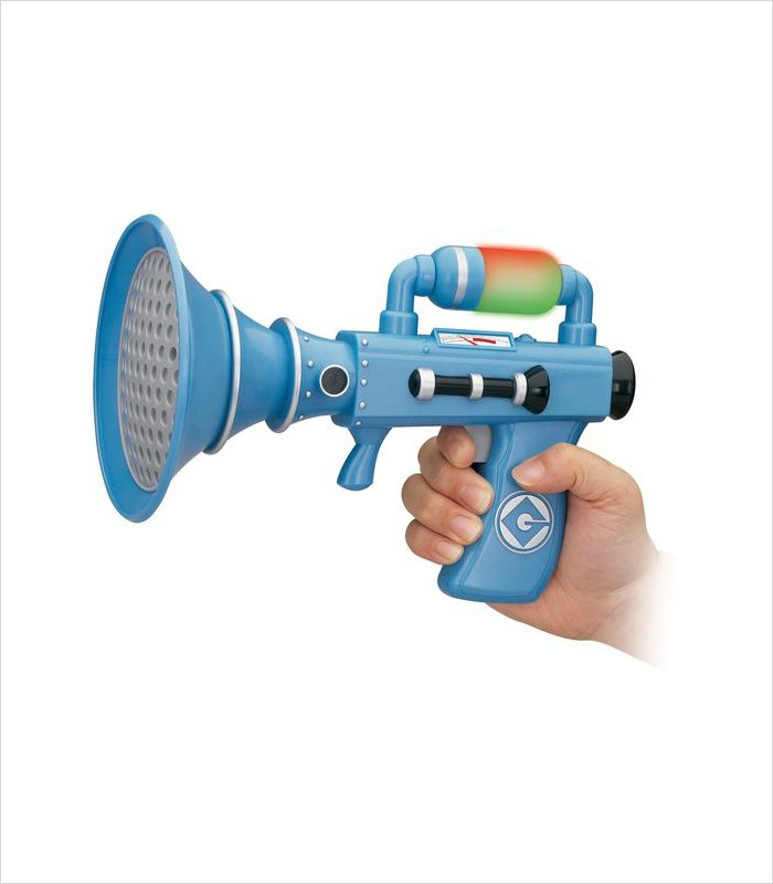 Poop gifts for kids of all ages - Despicable Me fart blaster