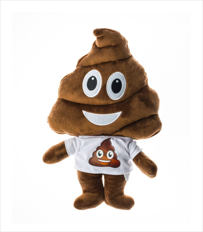 Poop gifts for kids of all ages - poop pillow doll