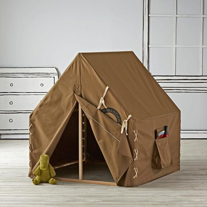 Cool Indoor Camping Gear For An Adventure With The Kids