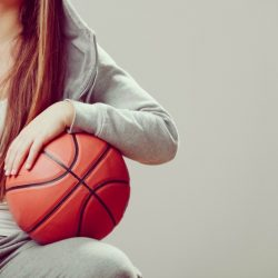 Basketball gifts for girls