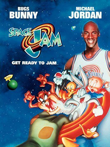 Basketball gifts for girls - Space Jam movie