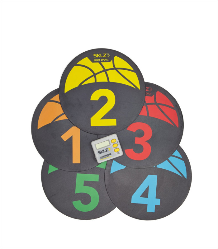 Basketball gifts for girls - basketball training markers