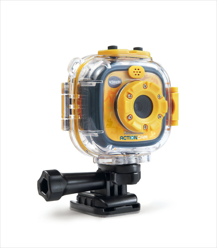 Vtech Kidizoom Action Cam - A great multiuse camera for little advnturers.