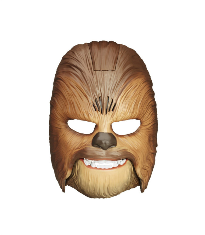 Best Star Wars Gifts - Chewbacca Electronic Mask