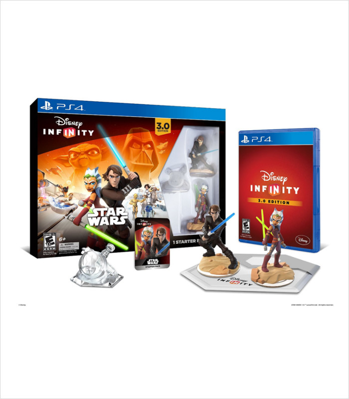 Best Star Wars Gifts - Disney Infinity 3.0 Edition Starter Pack