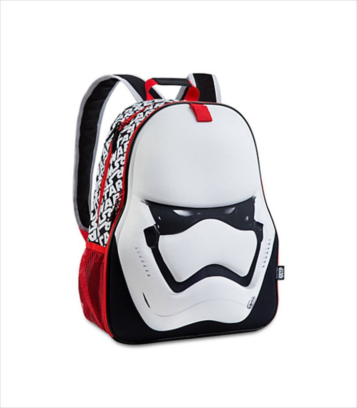 Best Star Wars Gifts - First Order Stormtrooper Backpack