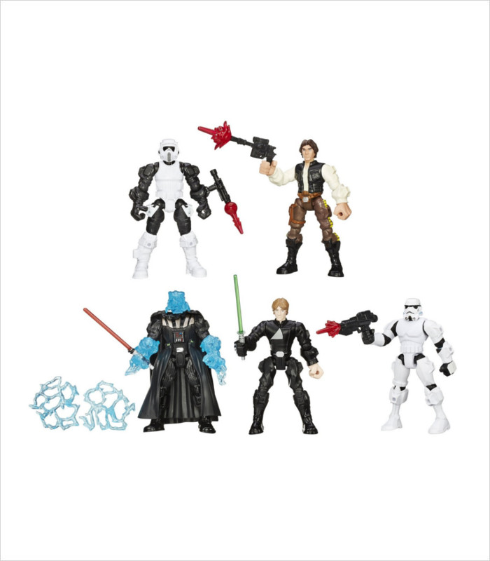 Best Star Wars Gifts - Hero Mashers Return of the Jedi Multipack