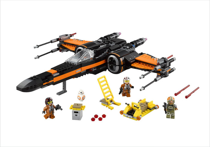 Best Star Wars Gifts - LEGO Star Wars Poe's X-Wing Fighter