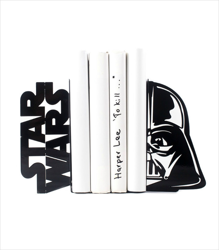Best Star Wars Gifts - Star Wars Bookends