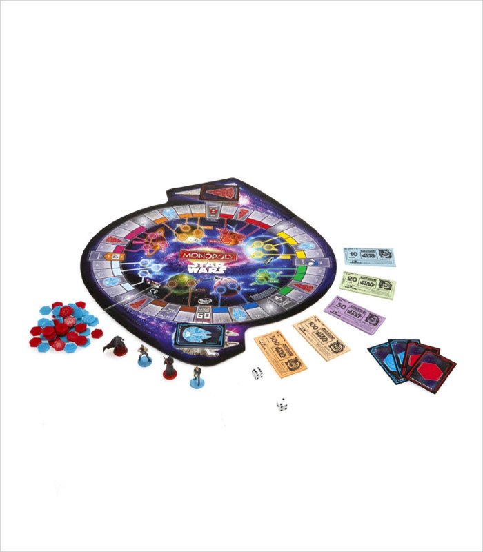 Best Star Wars Gifts - Star Wars Monopoly Game