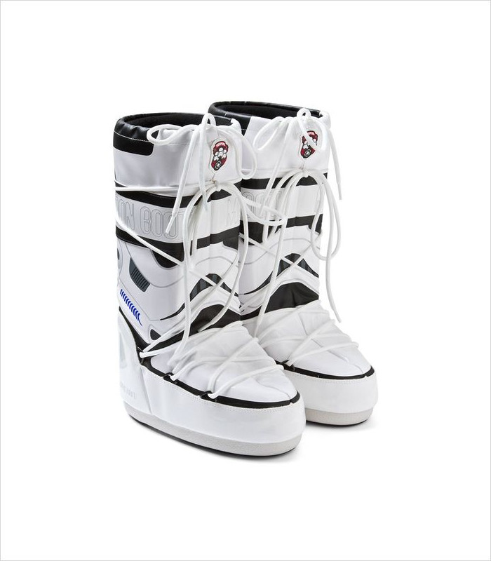 Star Wars Apparel for Kids - Star Wars Inspired Stormtrooper Moon Boots