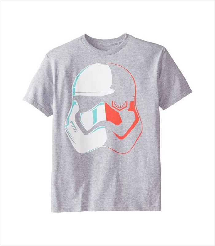 Star Wars Apparel for Kids - Star Wars Trooper Helmet Tee
