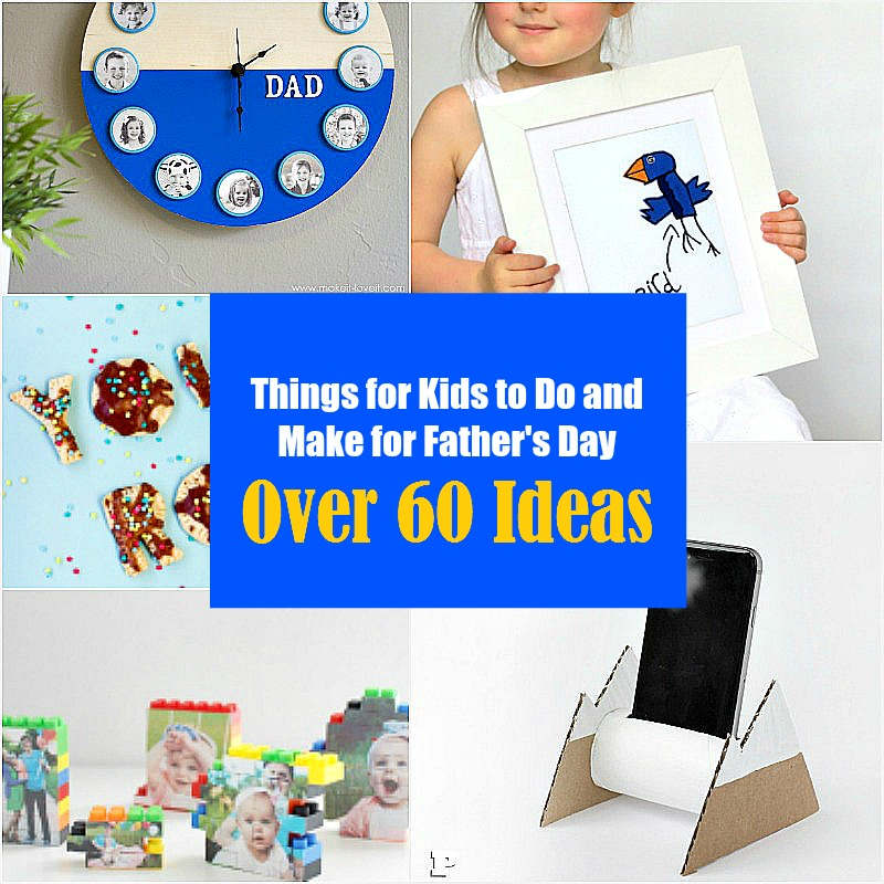 Things for kids to make for fathers day