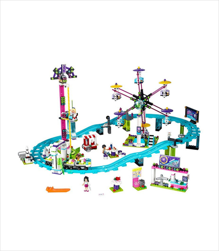 Coolest LEGO sets for kids - LEGO Friends Amusement Park