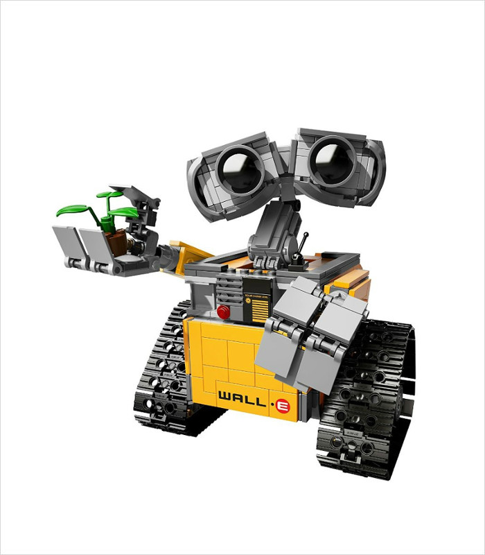 Coolest LEGO sets for kids - LEGO Ideas WALL E