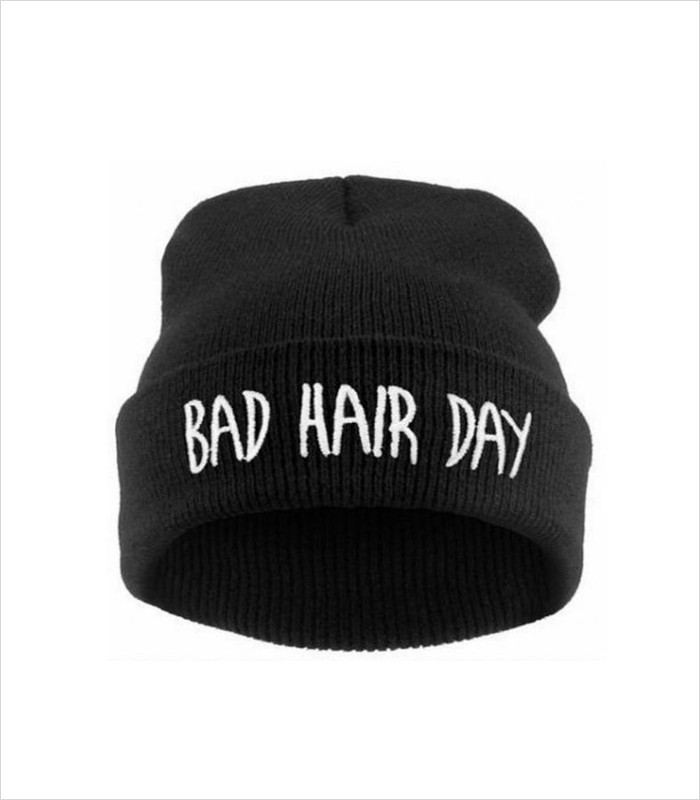Gifts for Tween Girls - Bad Hair Day Beanie