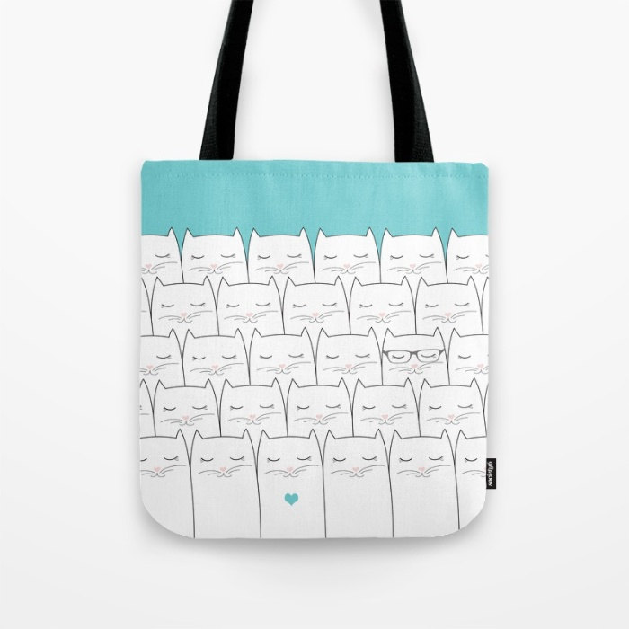 Gifts for Tween Girls - Cats Tote Bag