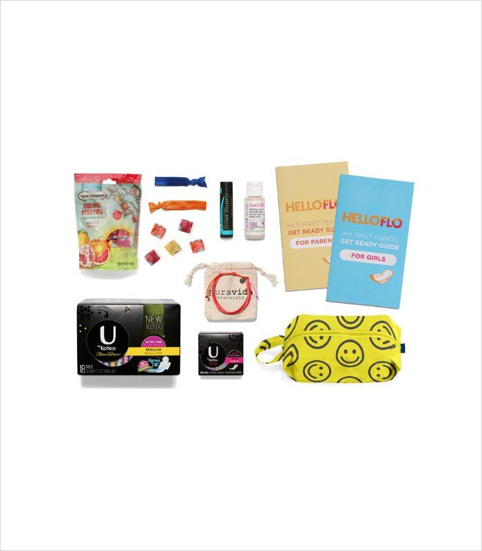 Gifts for Tween Girls - Helloflo Period Starter Kit