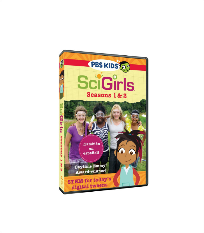 Gifts for Tween Girls - Sci Girls Seasons 1 and 2