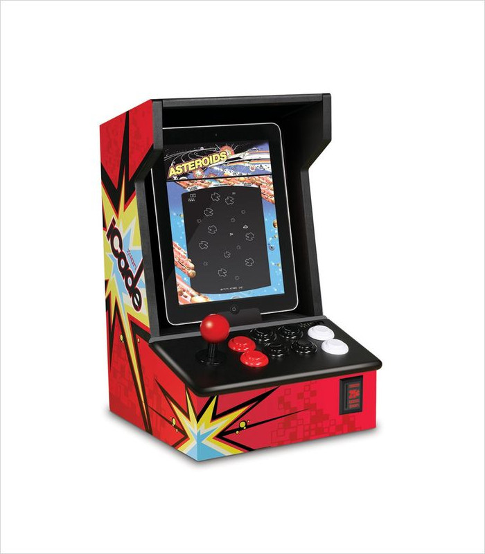 Tech Gifts for Teens and Tweens - ION iCade iPad Arcade Cabinet