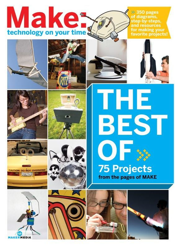 Tech Gifts for Teens and Tweens - The Best of MAKE Book