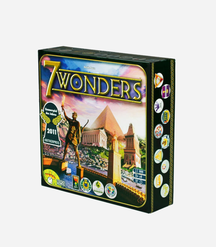 Board Games for Kids - 7 Wonders Board Game