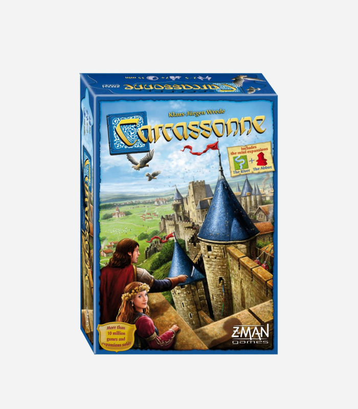Board Games for Kids - Carcassonne