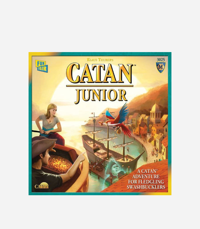 Board Games for Kids - Catan Junior