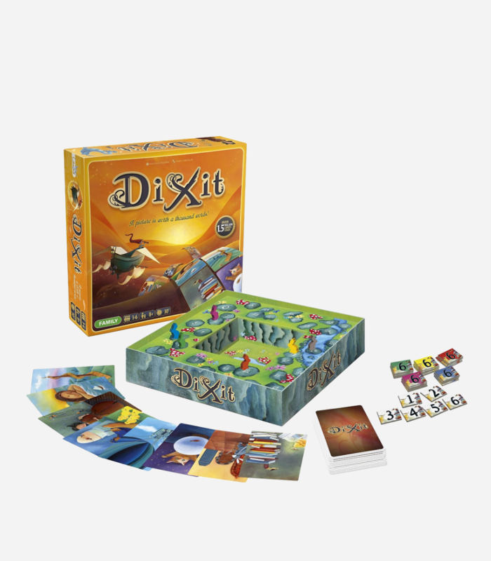 Board Games for Kids - Dixit Board Game