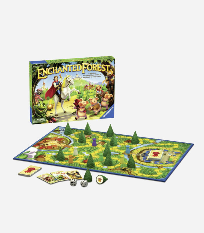 Board Games for Kids - Enchanted Forest Game