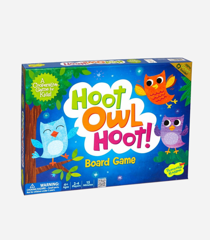 Board Games for Kids - Hoot Owl Hoot