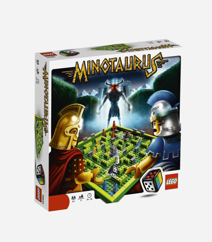 Board Games for Kids - LEGO Minotaurus Game