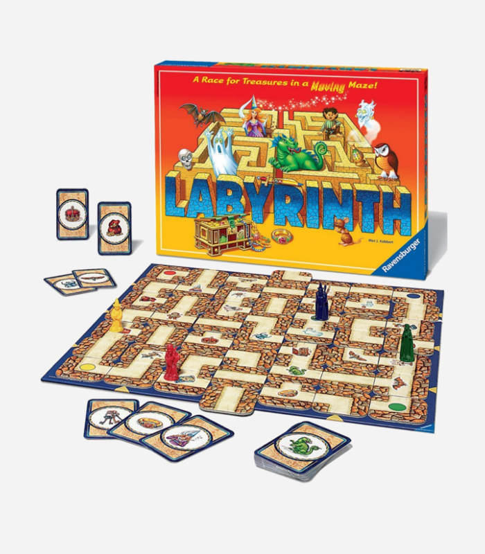 Board Games for Kids - Labyrinth