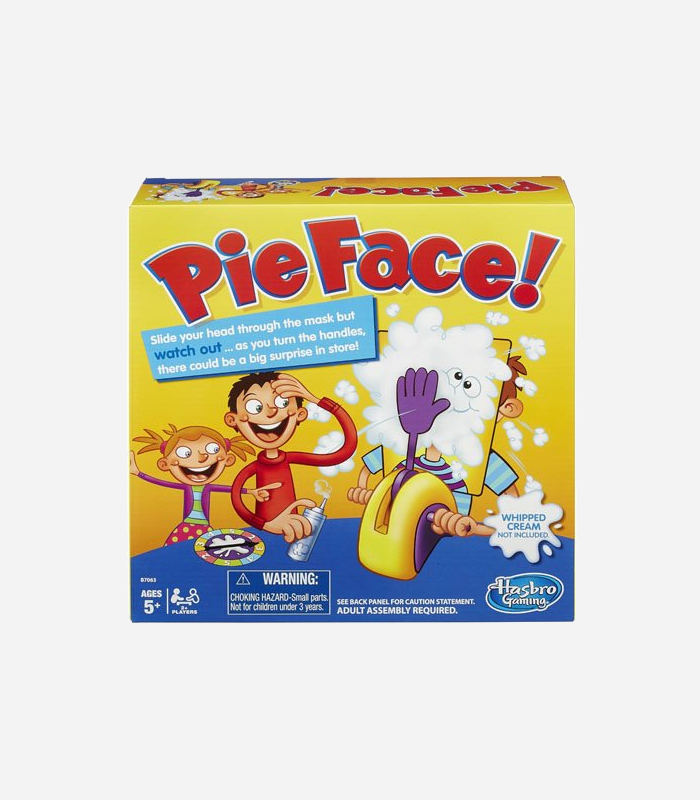 Board Games for Kids - Pie Face