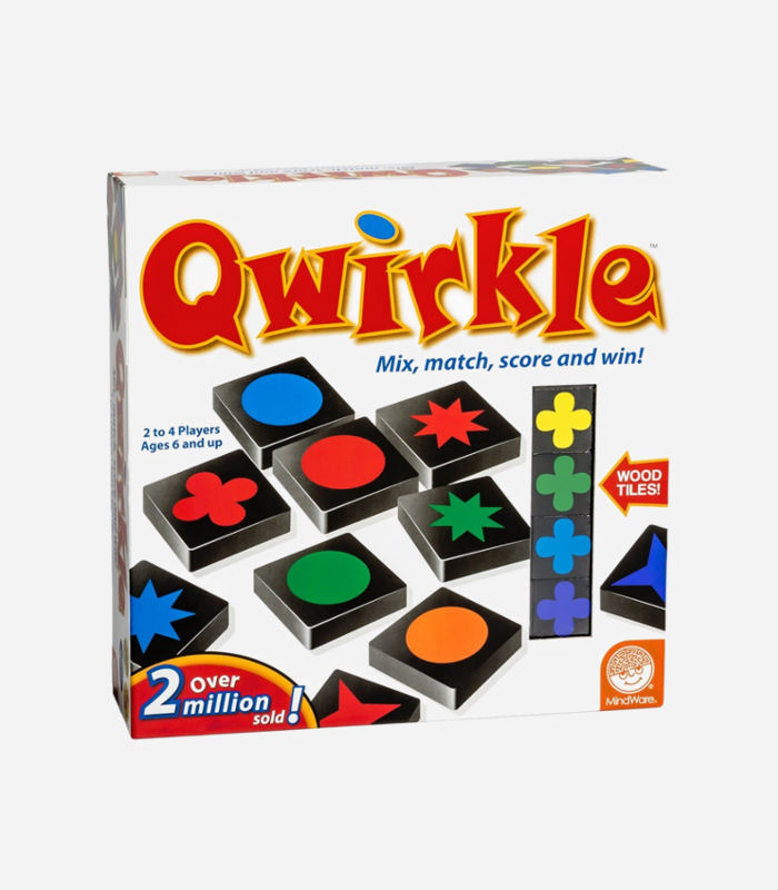 Board Games for Kids - Qwirkle