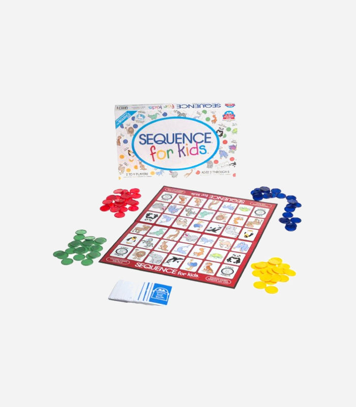 Board Games for Kids - Sequence for Kids