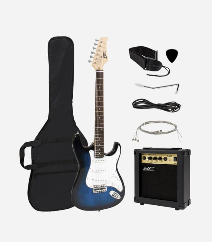 gifts-for-tween-girls-electric-guitar-starter-kit