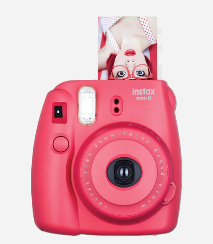 A round up of cool gifts for tween girls - Fujifilm Instax Mini Camera