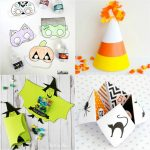 12 Last Minute Halloween Printables