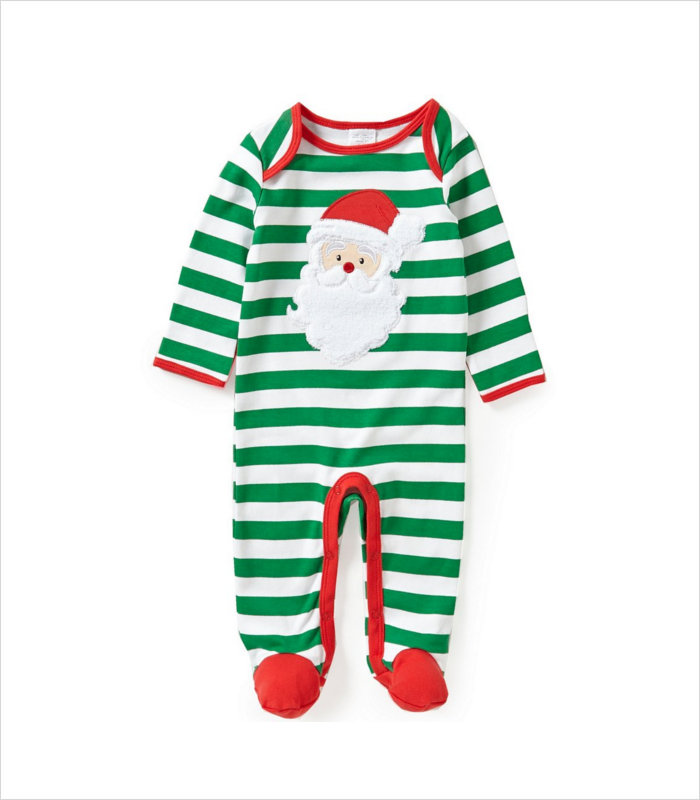 Warm, Fuzzy and Totally Cute Christmas Pajamas for Kids - Inspired by Santa, loved by kids