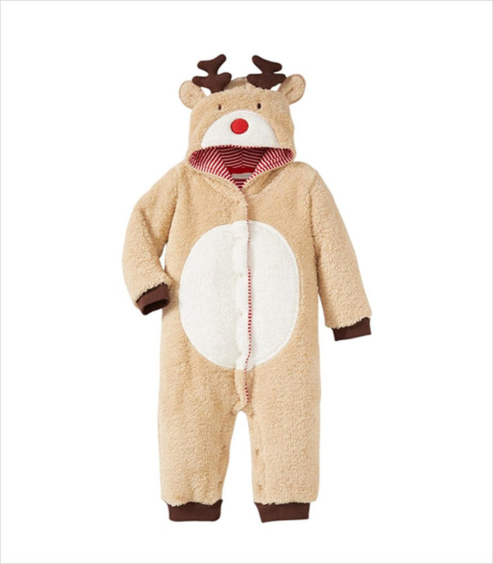 Warm, Fuzzy and Totally Cute Christmas Pajamas for Kids - Jojo Maman Bebe we love it so.
