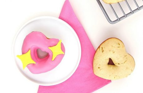 11 Kid Friendly Heart Shaped Snacks and Treats to Make for Valentine's