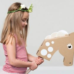Unicorn gifts for kids - Flatout Frankie. The perfect gift to get the kiddos galloping off into a world of wonder and unicorn fantasy.