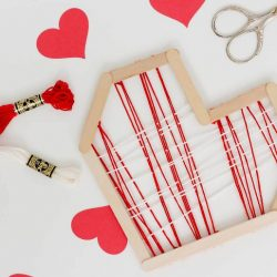 10 DIY Valentine Heart Crafts to Make for or With Kiddos