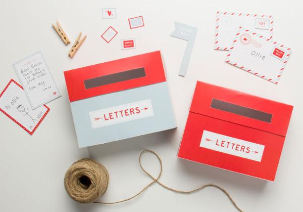 16 Last Minute Valentine Printables featuring Mailbox Printables (via Tinyme)